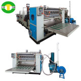 High Speed V Folding & Cutting Paper Towel Machine Price