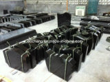Russian Black Natural Stone Granite Marble Monument for Granite Memorials