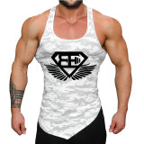 Fitness Men′s Vest Undershirt Undershirt Tank Tops