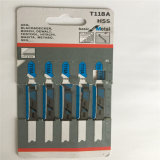 T118A High Carbon Steel Wood Cutting Jig Saw Blades Set