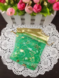 Wholesale Promotional Bronzing Organza Pouch