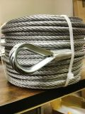 Galvanized Sling Steel Wire Rope 6X19+FC with Thimble