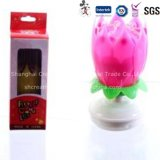 New Designed Competitive Price Eco-Friendly Wax Superb Music Candle