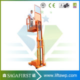 Automatic Vertical Man Welding Machine Lift Platform