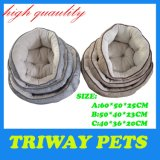 Comfort Flannel Lotus Shaped Pet Bed (WY161011A/C)
