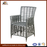 Export China Factory High Quality Outdoor Aluminum Dining Chair (WF050044)