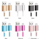 New Design Water Wave USB Data Cable for Android Phone