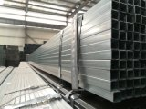 Pre-Galvanized Square Steel Tube Best Sales Product Factory Price Tianjin Manufacture