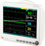 "CE/ISO Approved 15.1"" LCD Multi-Parameter Patient Monitor (POWEAM 2000E)"