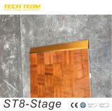 Luxury Used Wedding Party Portable Wooden Dance Floor for Sale