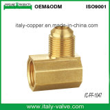 Hot Sale Customized Dimension Brass Flare Straight Union