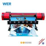 1.6m Dx5 / Dx7 / XP600 Digital Inkjet Eco Solvent Printer Plotter Price
