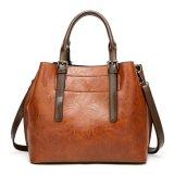 New Fashion Ladies Tote Bag PU Leather Handbag Wholesale Handbags
