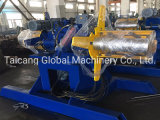 1.5-45 Tons Full Automatic Hydraulic Expansion Motorized Uncoiler / Decoiler with Coil Car