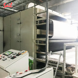 Changshu Sail Quilt Wadding Machine Nonwoven Spray Bonding Production Line