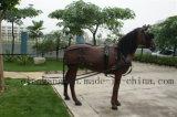 Marathon Pet Horse Harness for Single Horse