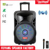 Active Popular Portable Rechargeable Bluetooth Speaker with Light Cx-10d