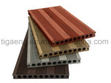 Good Quality Easy-Installation Lightweight Hollow WPC Outdoor Decking Plate
