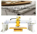 Bridge Saw Cutting Machine for Marble/Granite/Engineered Stones Counter Tops (HQ400/600/700)