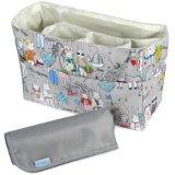 Cute Custom Cheap Baby Toys Diaper Bag Insert Caddy Organizer