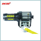 ATV Fast Speed Cable Electric Winch