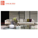 Modern Beige Color Fabric Sofa Set Furniture Stores on Sale