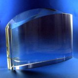 Arch Crystal Paperweight