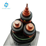High Voltage XLPE 11kv Copper Underground Power Cable Price