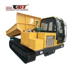 Best Rubber Track Carrier with Blade or Wihthout Blade
