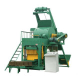 Hydraulic Press Concrete Solid Brick Making Machine