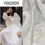 Ym2009viscose Rayon Fabric Jacquard Moon Woven Design 134GSM