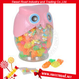 Owl Electric Ring Toy Pressed Sugar Candy