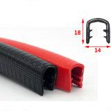 Car Rubber PVC Edge Trim with Steel Belt Reinforced