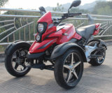 Three Wheels Single Cylinder 200cc ATV Tricycle Motorcycle
