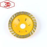 China Professional Cheap Diamond Grinding Cup Wheel for Marble