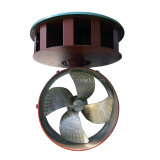 Robust Z-Drive Marine Boat Rudder Propeller with 4 Blades