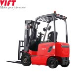 Best Price Royal Fork Lift Forklift 1.5ton Electric Forklift Truck Germany Hawker Battery Ry Lift Truck Zapi AC System