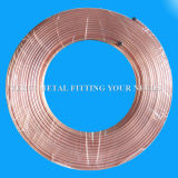 50m Long Flexible Pancake Coiled Copper Pipe for Split AC