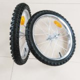16inch Inflatable Bike Trailer Wheel