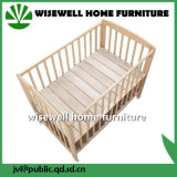Solid Wood Bed Baby Cot Bed