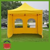 3X3 Yellow Pop up Canopy Tent