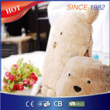 Cute Bear Heating Hand Warmer Used in Office and Car