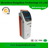 Touchscreen Internet with Metal Keyboard&Coin Acceptor Self Service Kiosk