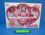 Plastic Kitchen Set Toy, Cooking Tea Toy (075146)