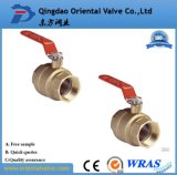 Good Quality ISO228 Quick Connected Brass Ball Valve for Industry