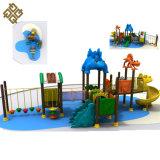 Best Quality Jurassic Colorful Slide Outdoor Playground Equipment