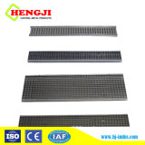 Hot Dipped Galvanized Stainless Steel Swimming Pool Overflow Grating Manufactur