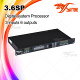 3.6sp 3-in 6-out USB Audio Processor