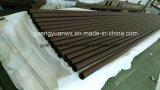 Powder Coated Aluminium Extruded Profile Pipes for Umbrella and Railway