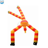 Promotion Customized Inflatable Desktop Air Dancer/ Tube Man, Cheap Advertising Puppet Equipment with Blower